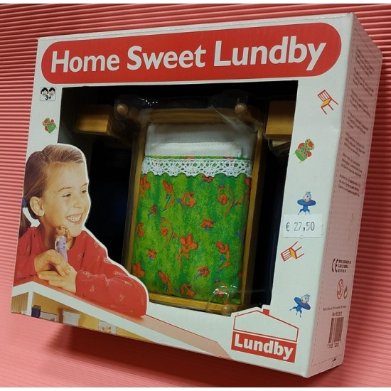 Lundby - Κρεβατοκάμαρα για κουκλόσπιτο