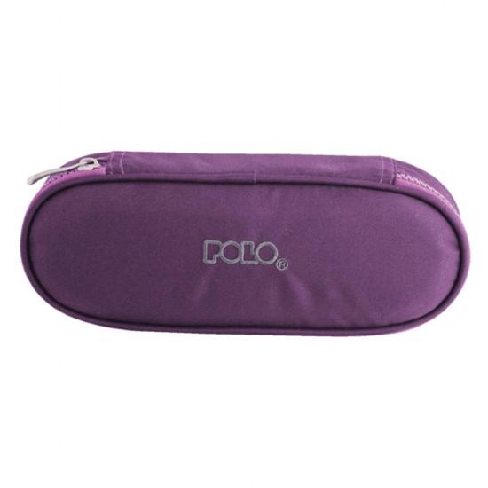 Κασετίνα Polo Box Μωβ