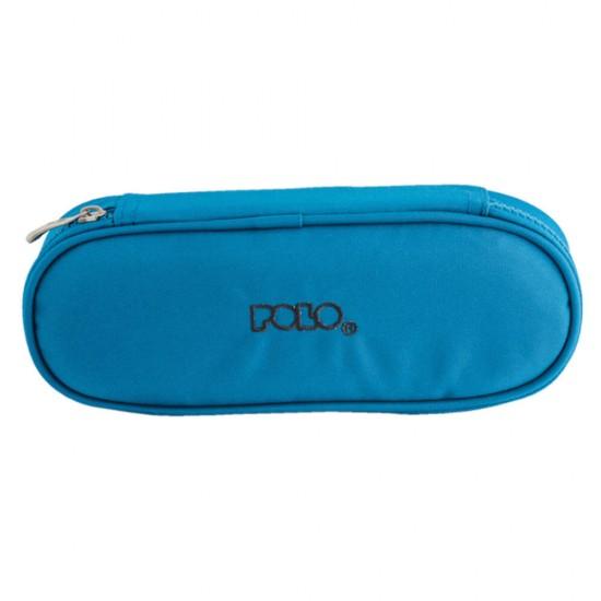 Κασετίνα Polo Box Μπλε Ραφ