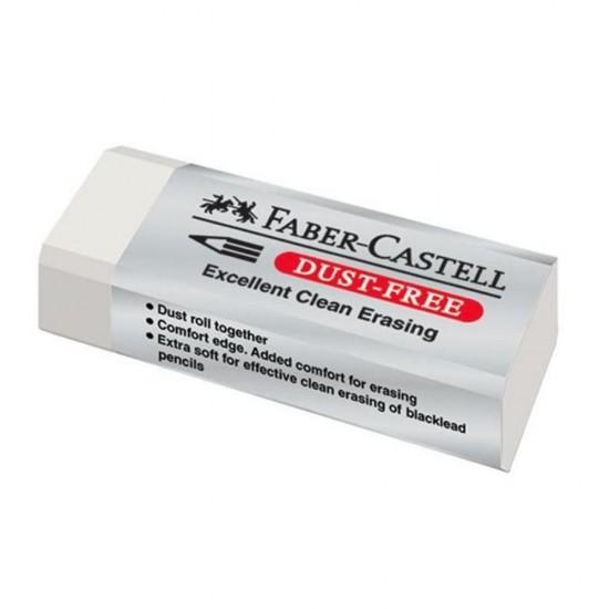 Γόμα Faber Castell dust-free