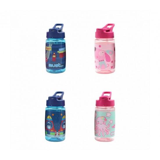 ΠΑΓΟΥΡΙΑ MUST TRITAN 450ml BPA FREE ΣΚΥΛΙΤΣΑ