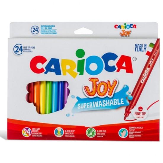 Carioca joy superwashable 24 χρώματα