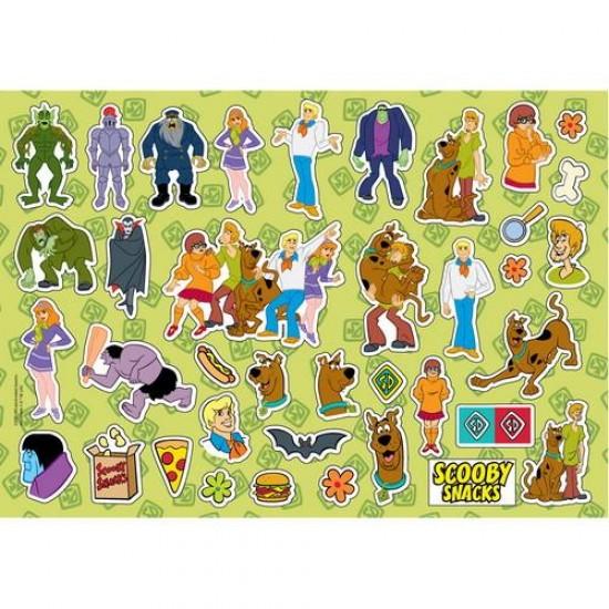 Μπλοκ Ζωγραφικής Scooby Doo 40 φ. 23X33