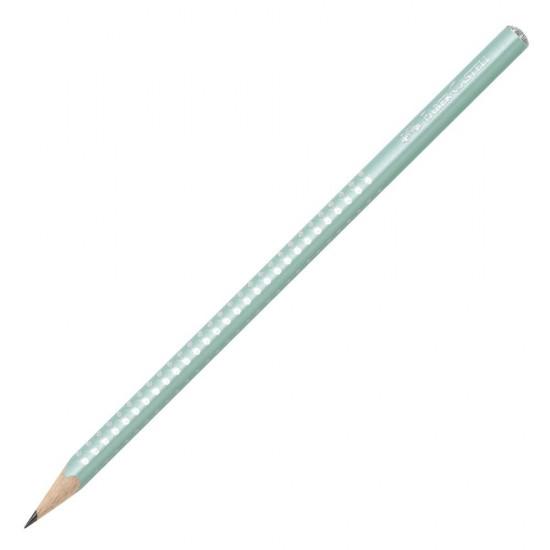 FABER-CASTELL μολύβι SPARKLE Μέντα Περλέ