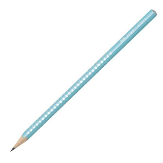 FABER-CASTELL μολύβι SPARKLE Τυρκουάζ