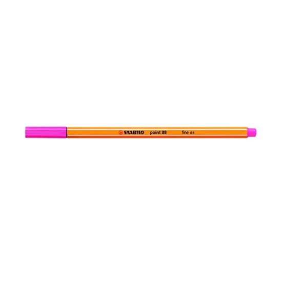 Stabilo point 88/17 Ροζ Σκούρο