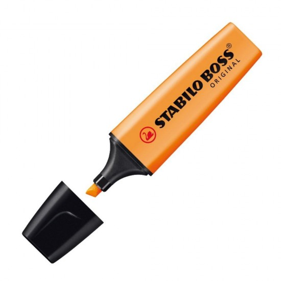 Μαρκαδόρος υπογράμμισης Stabilo Boss 70/54 πορτοκαλί