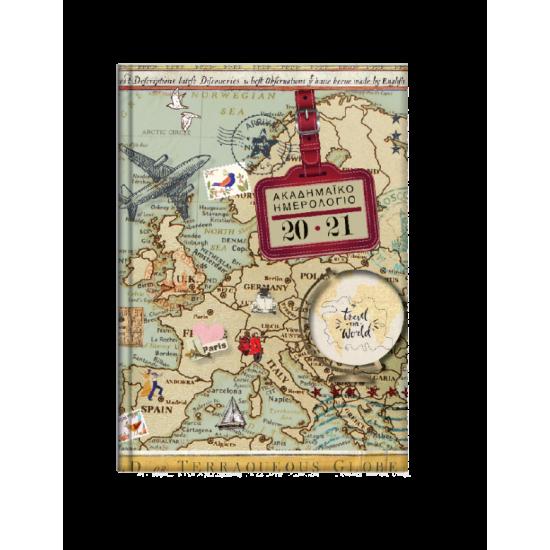 ΑΚΑΔΗΜΑΪΚΟ ΗΜΕΡΗΣΙΟ INNUENDO Map 14Χ21