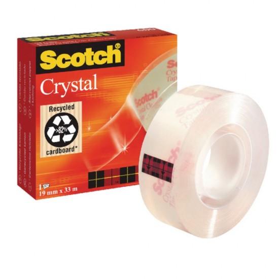 ΣΕΛΟΤΕΪΠ Scotch Crystal 600 19mmx33m