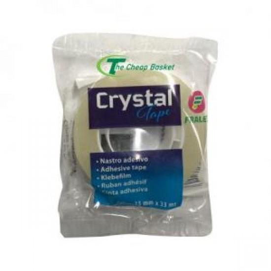 ΣΕΛΟΤΕΪΠ Crystal 15mmx33m